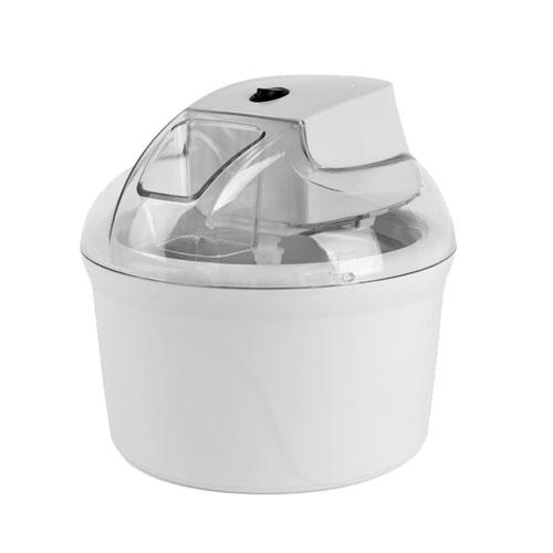 LEEZWORLD Ice Cream Maker – White