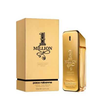 LEEZWORLD PACO RABANNE 1 MILLION ABSOLUTELY GD 100ml
