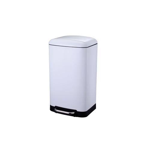 oslo kitchen bin 30l white. Black Bedroom Furniture Sets. Home Design Ideas