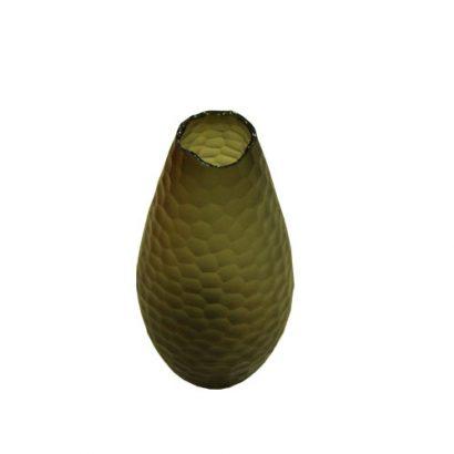 LEEZWORLD Gray Tall Vase